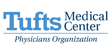 Logo for Tufts Medical Center Physicians Organization